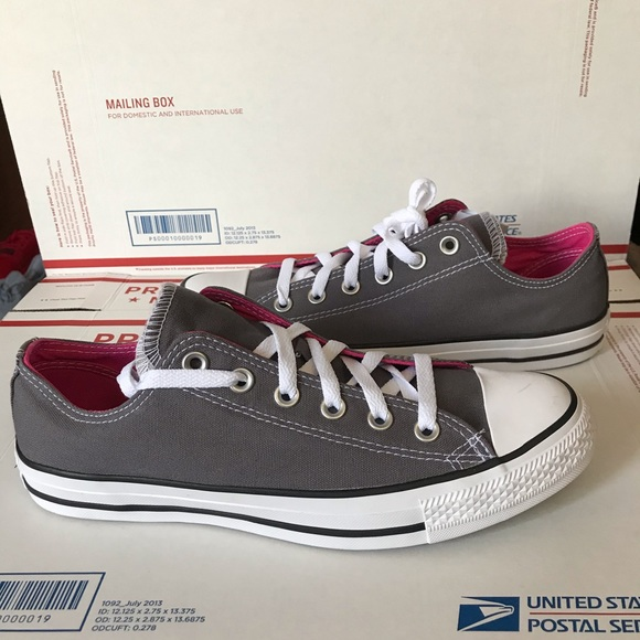 Chuck Taylor Double Tongue Low